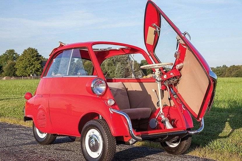 Самые маленькие машины в мире: топ-10 низких и узких автомобилей с фото