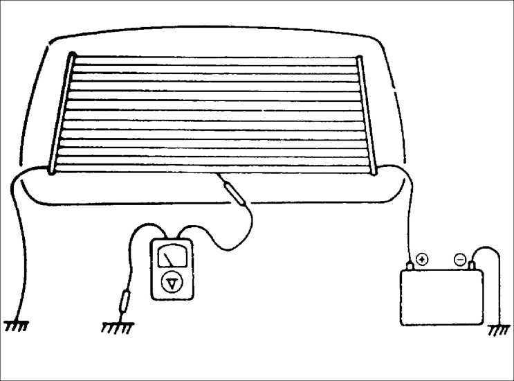 Не работает обогрев заднего стекла автомобиля: ремонт нитей и восстановление обогревателя своими руками по инструкции с видео