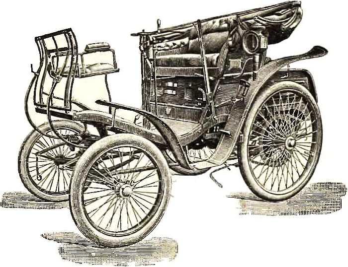 Какими были самые первые автомобили в мире   avtobrands.ru