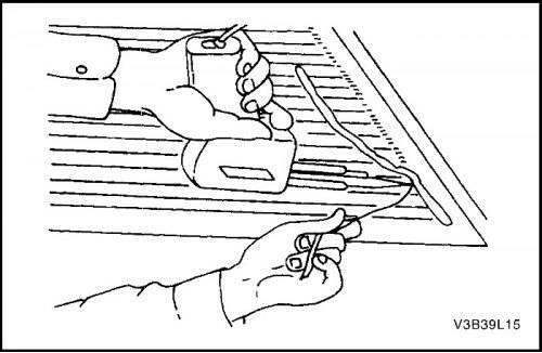 Как отремонтировать обогрев заднего стекла автомобиля своими руками
