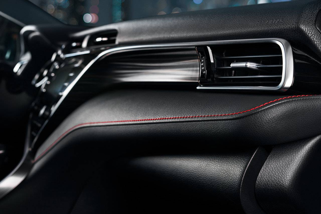 Спортивная Toyota Camry начала продаваться в России