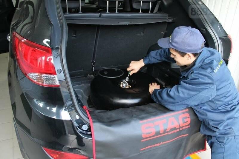 Выгодно ли ставить газовое оборудование в автомобиль