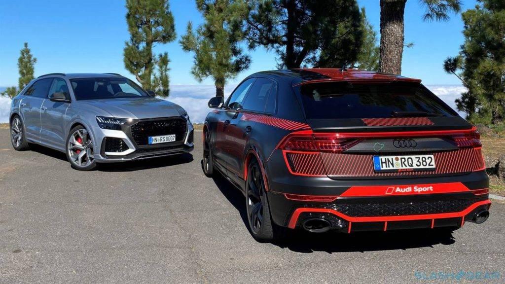 Audi rs q8, обзор, технические характеристики, тест драйв - autotopik.ru