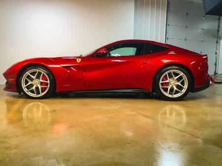 Ferrari purosangue кроссовер: официальное заявление о выходе