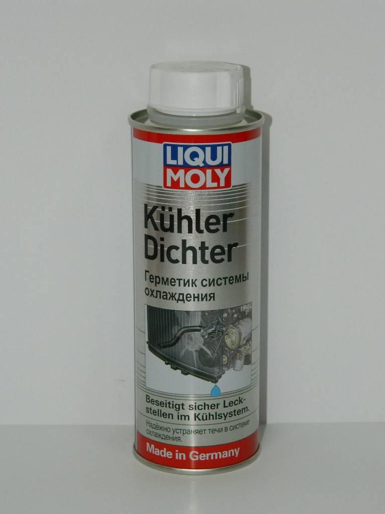 Жидкий герметик для радиатора. польза? вред? ⋆ i love my car