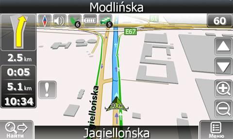 Какой gps навигатор по европе – лучший?