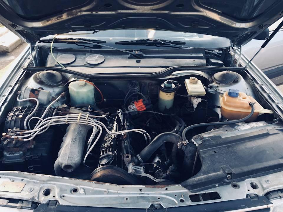 Ауди 100 с4 виды моторов
