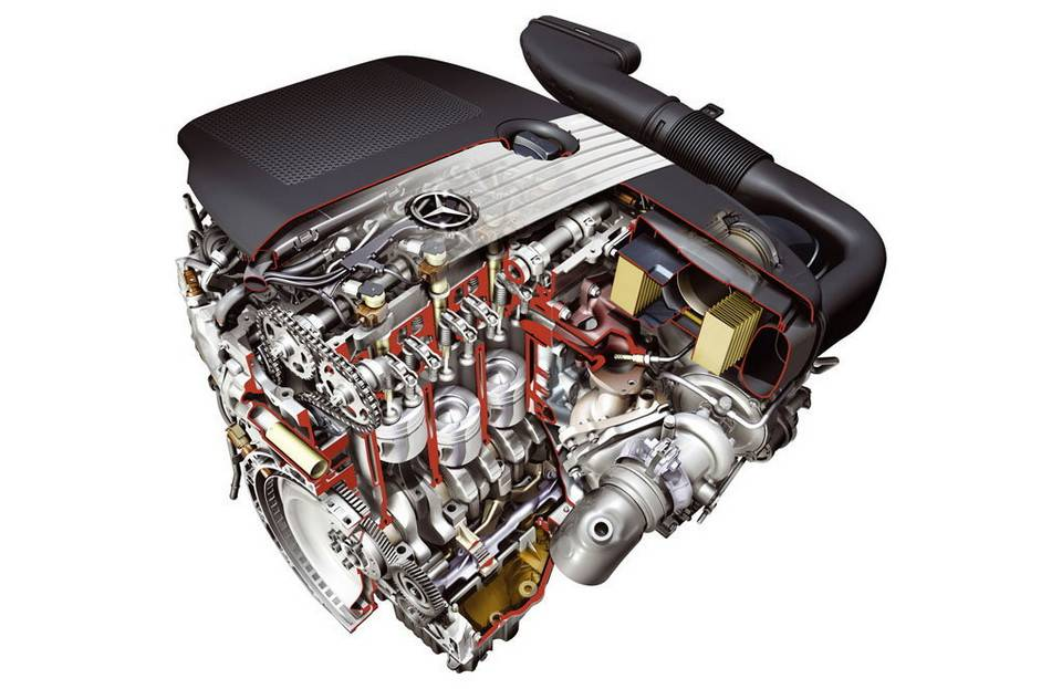 На каких машинах стоят двигатели миллионники