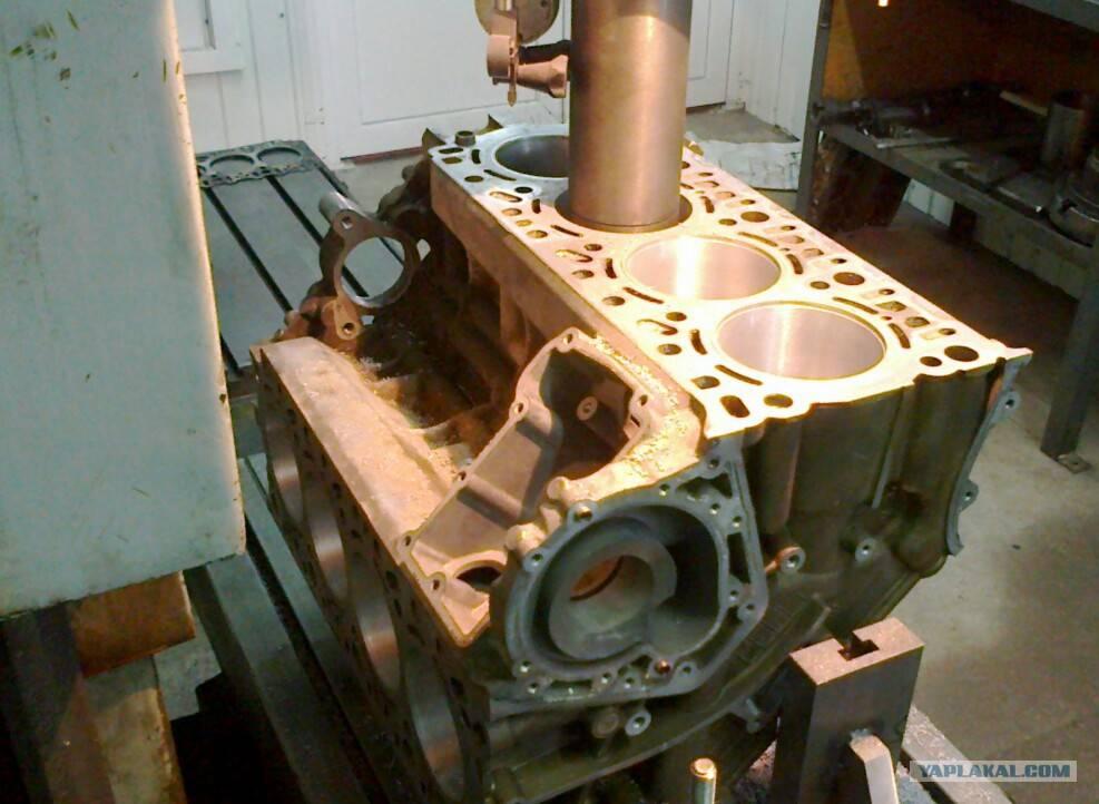 Самые надежные двигатели в мире легко отработают миллион километров