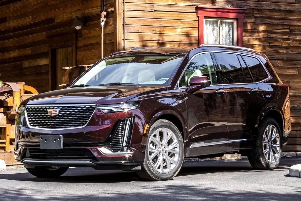 Сертифицированный в России Cadillac XT6 будет продаваться с двухлитровой турбочетверкой