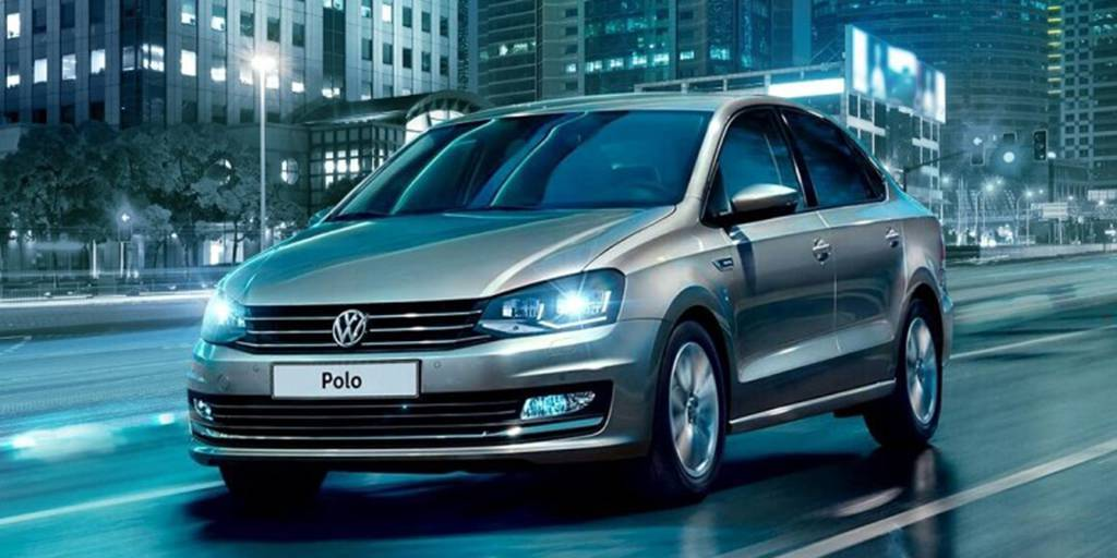 Volkswagen представил новое поколение Polo для России