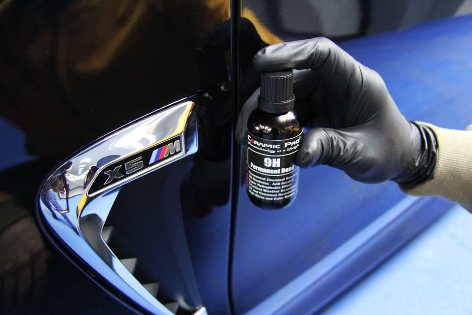 Виды полировки кузова автомобиля и на сколько ее хватит