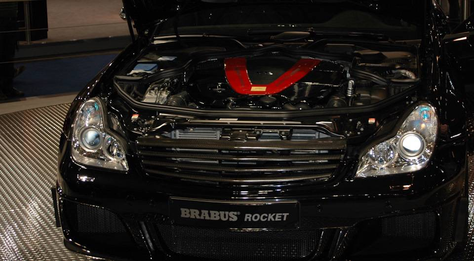 Что такое brabus (брабус): тюнинг автомобилей мерседес