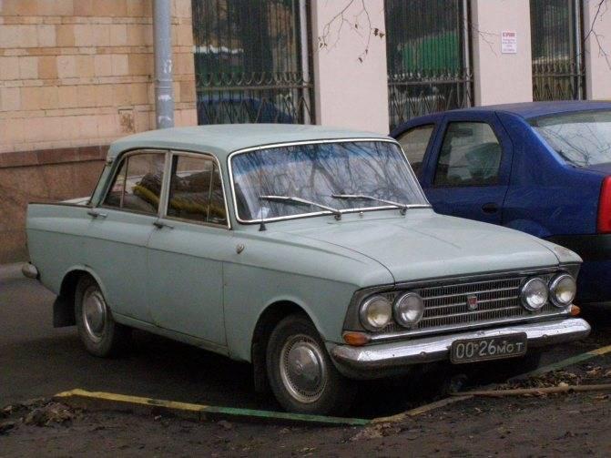 Коробка москвич 412 - про отечественный автопром