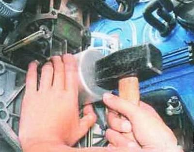 Рекомендации по замене масла в двигателе рено логан