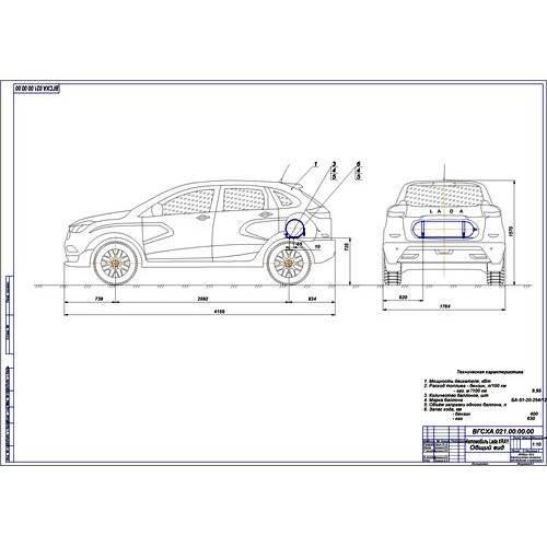 Двигатели лада х-рей - полное описание всех характеристик