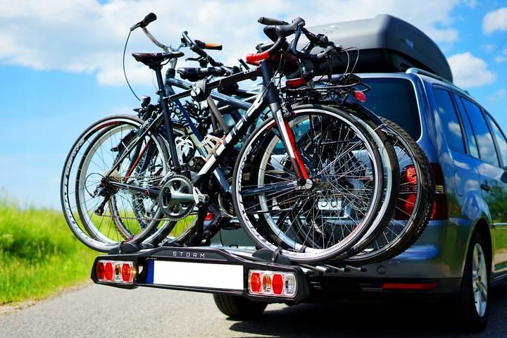 Как перевозить велосипед на машине?   советы   veloprofy.com