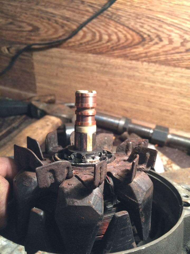 Ремонт генератора своими руками, инструкция, фото, видео