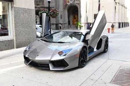 Lamborghini Aventador LP 700-4 – 345 км в час это не придел