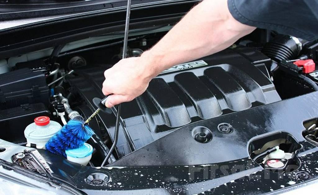 Как помыть двигатель автомобиля – указания и ценные советы