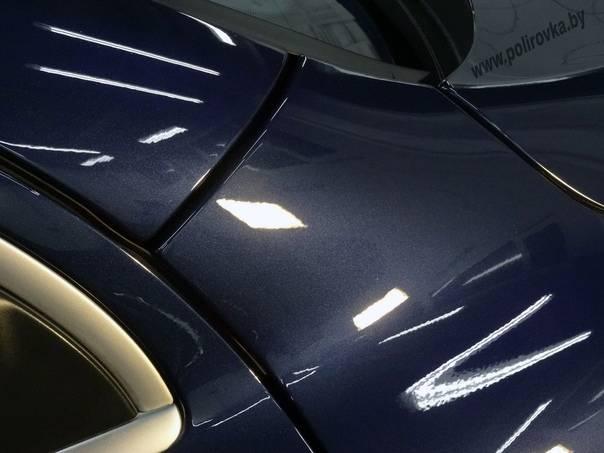 Восстановительная полировка кузова автомобиля своими руками