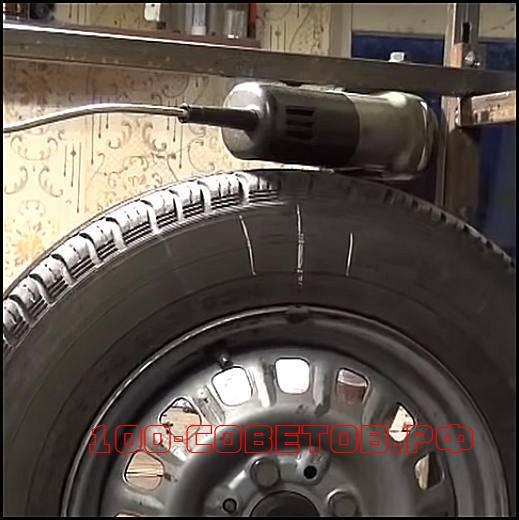 Динамическая балансировка колес своими руками
