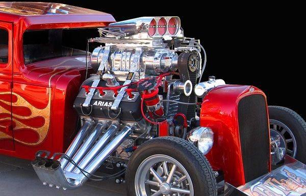 Автомобильная классика америки: история хот-родов, гоночных каров, собранных вручную