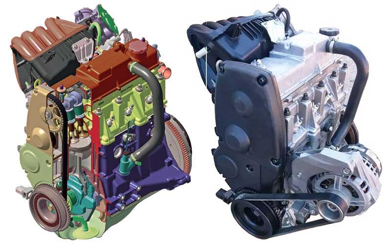 Двигатель ваз-11182: отзывы владельцев