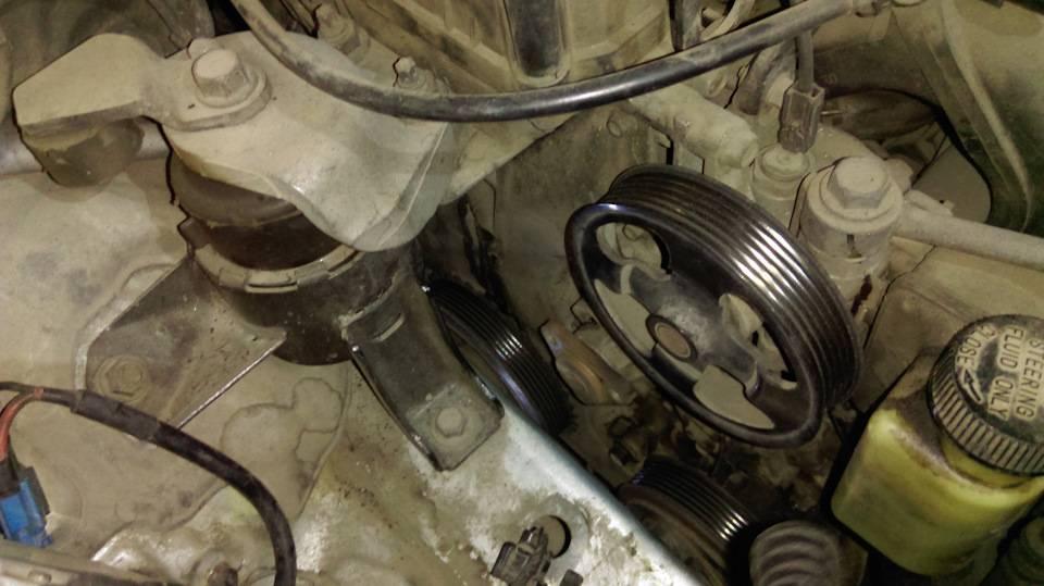 Руководство по ремонту и замене помпы автомобиля ваз 2106