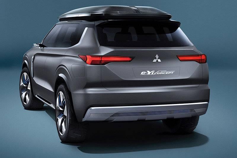 Mitsubishi outlander phev подзаряжаемый гибрид: характеристики, цена