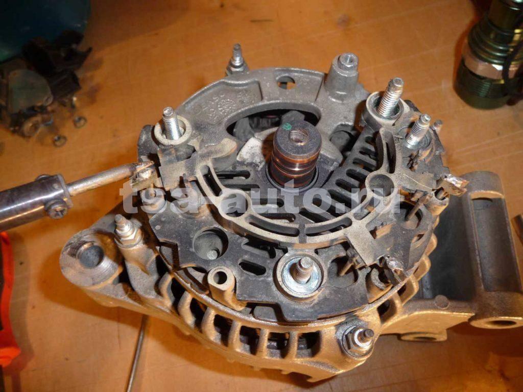 Ремонт генератора автомобиля – сам себе диагност, механик и электрик