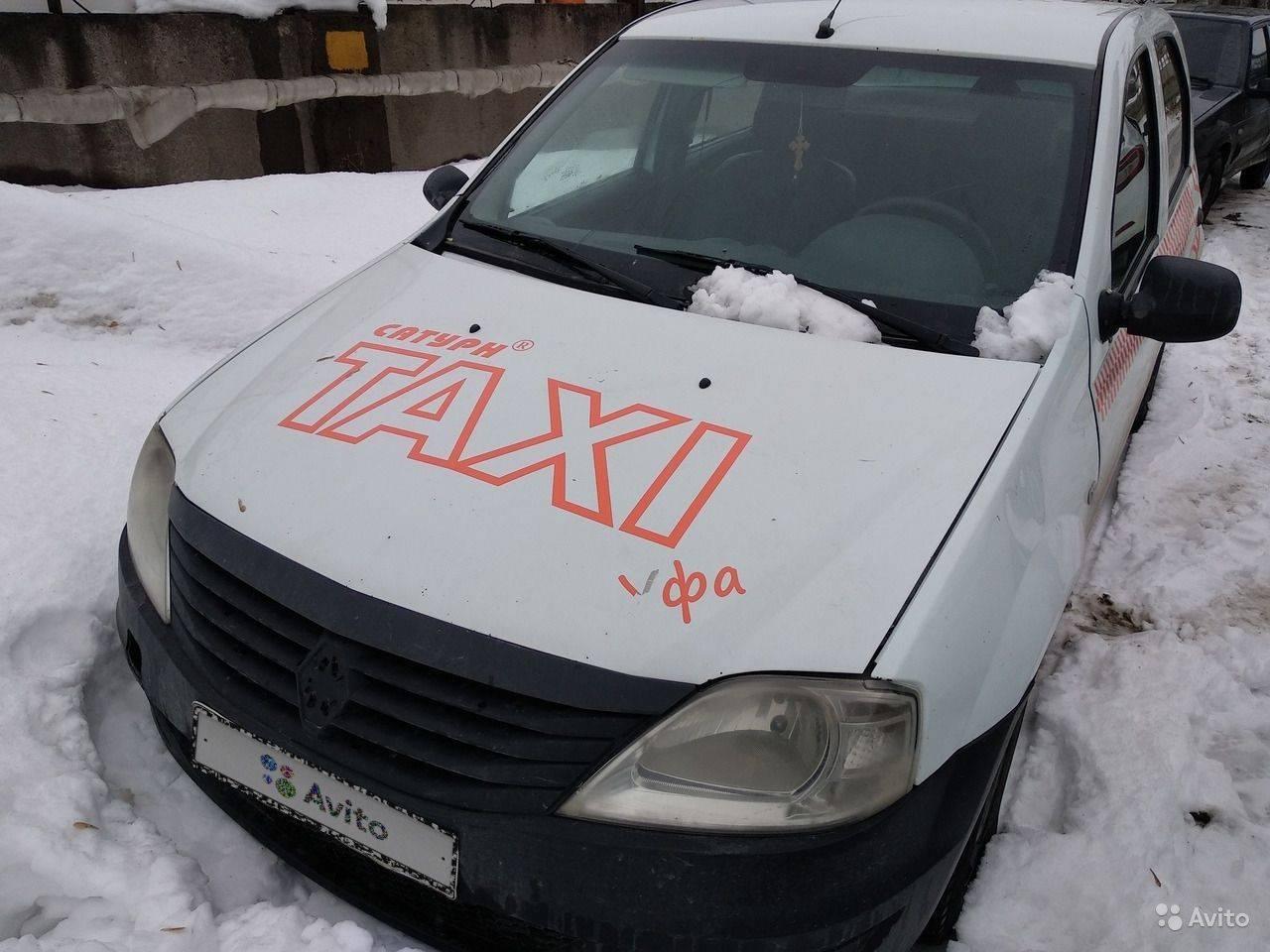 Самый проблемный автомобиль после такси