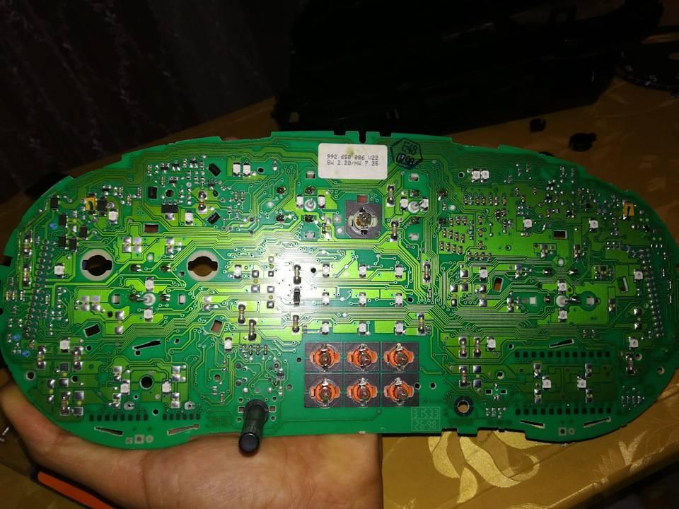 Не работает спидометр ваз-2112: 16 клапанов, причины