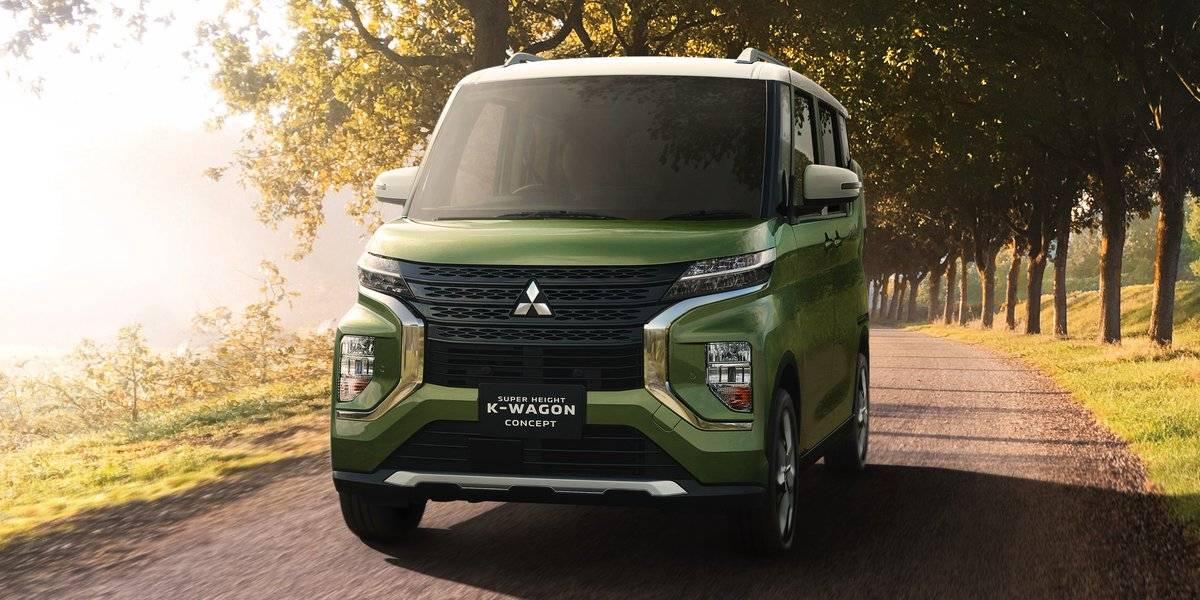 Mitsubishi подготовила пять прототипов для автосалона в токио