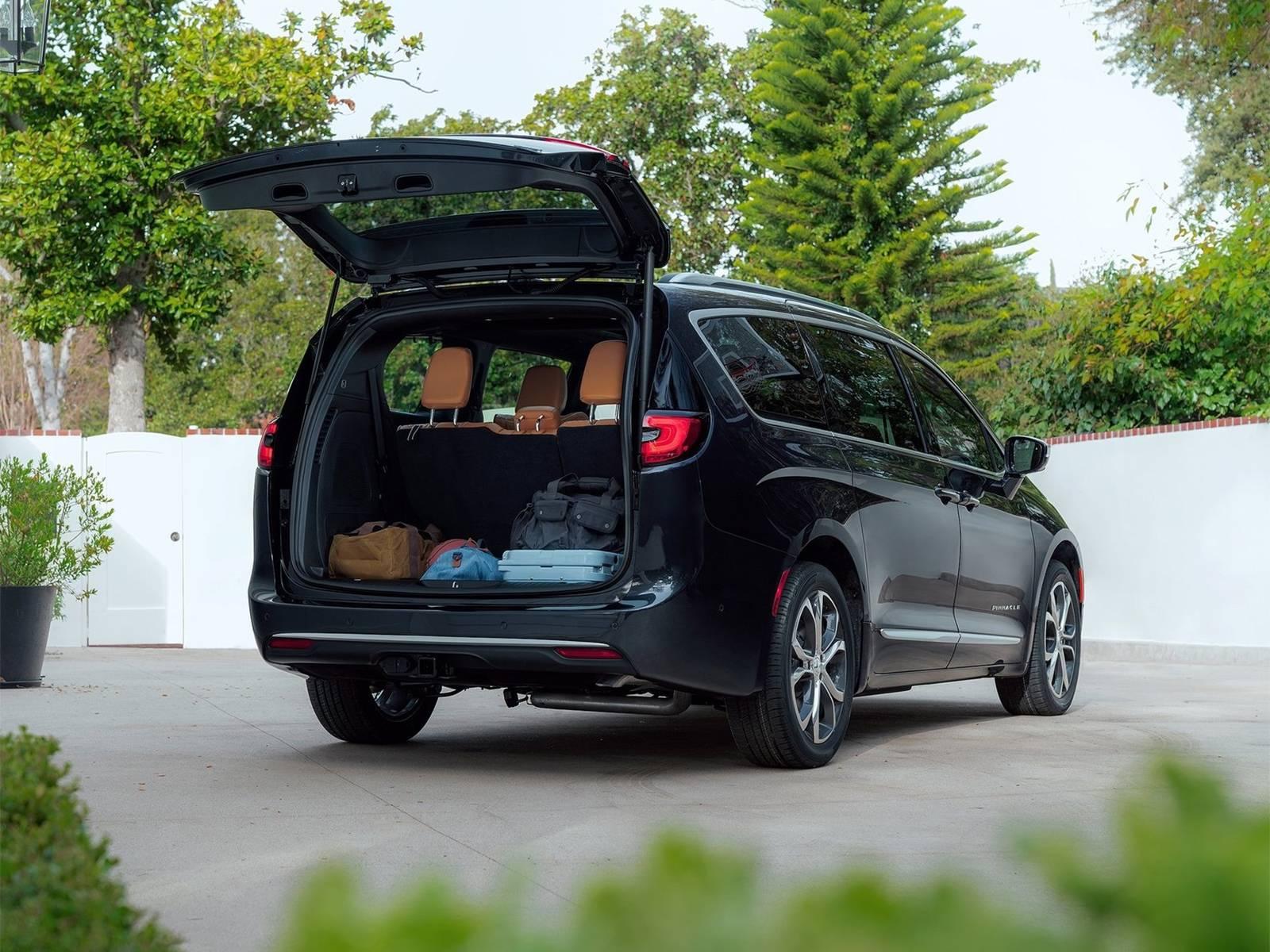 Автомобили с самым вместительным багажником