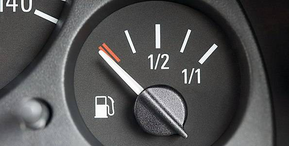 Большой расход топлива: причины чрезмерного потребления