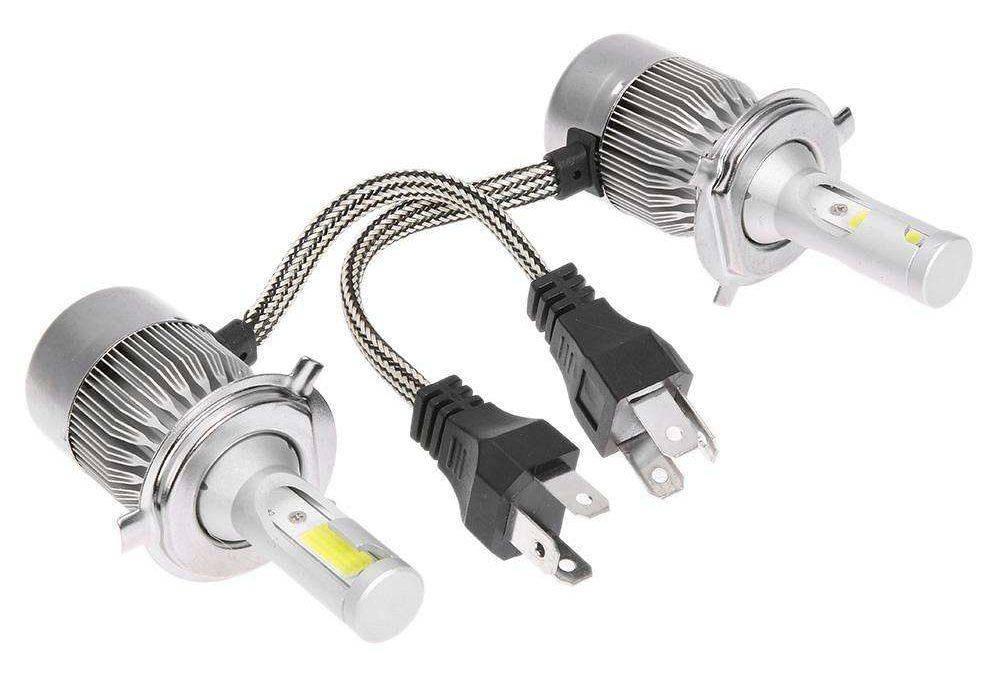 Самые лучшие лампы h4 для авто в головные фары: с эффектом ксенона