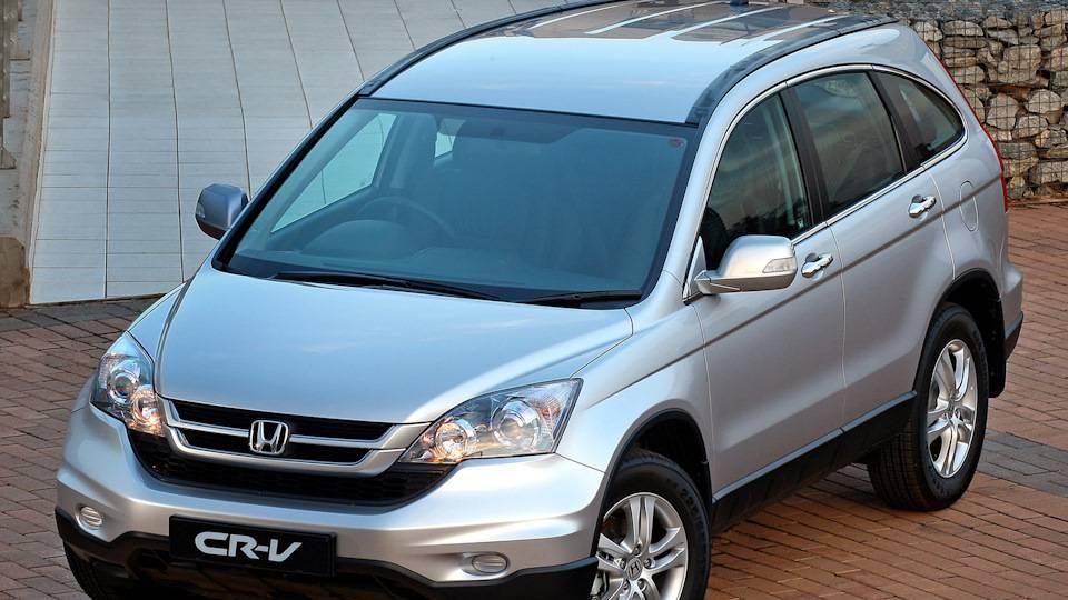 Обзоры б/у авто honda cr-v (хонда ср-в) с пробегом. дети лучше родителей