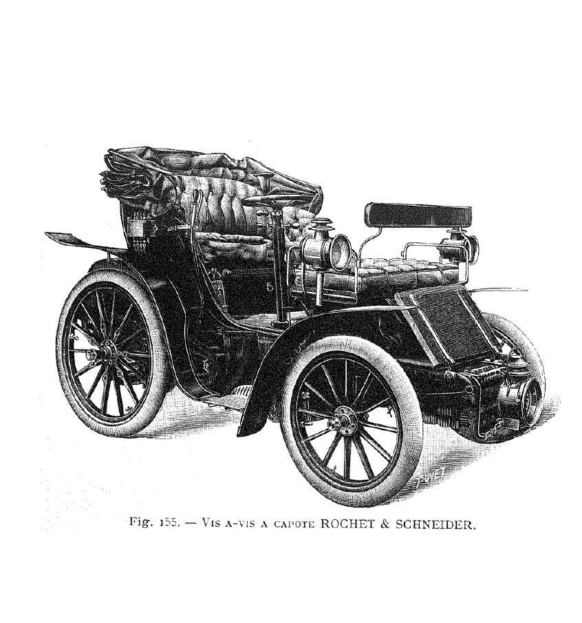 Гибридные и электрические автомобили: краткая история