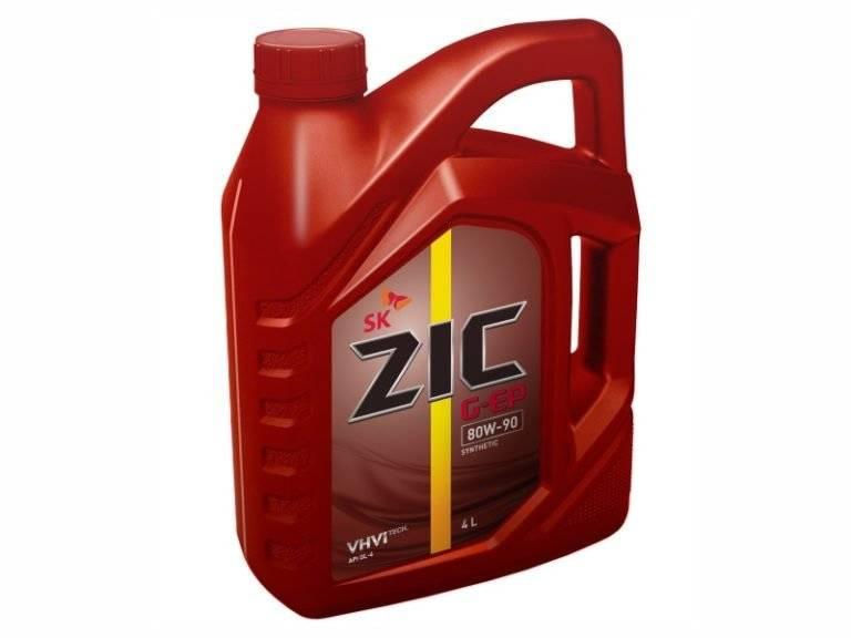 Как по автомобилю осуществить подбор масло zic?