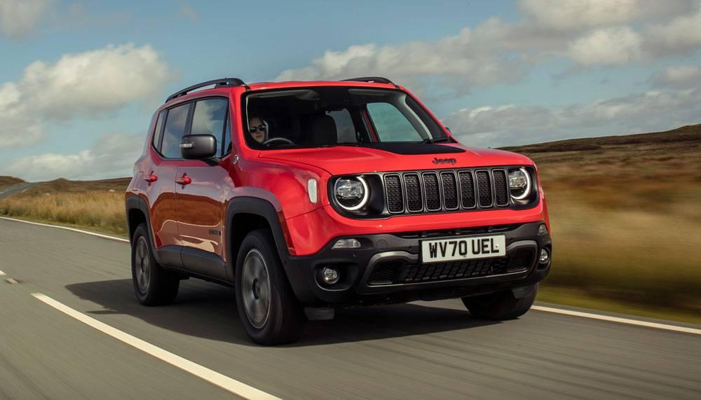 Отзывы владельцев jeep renegade