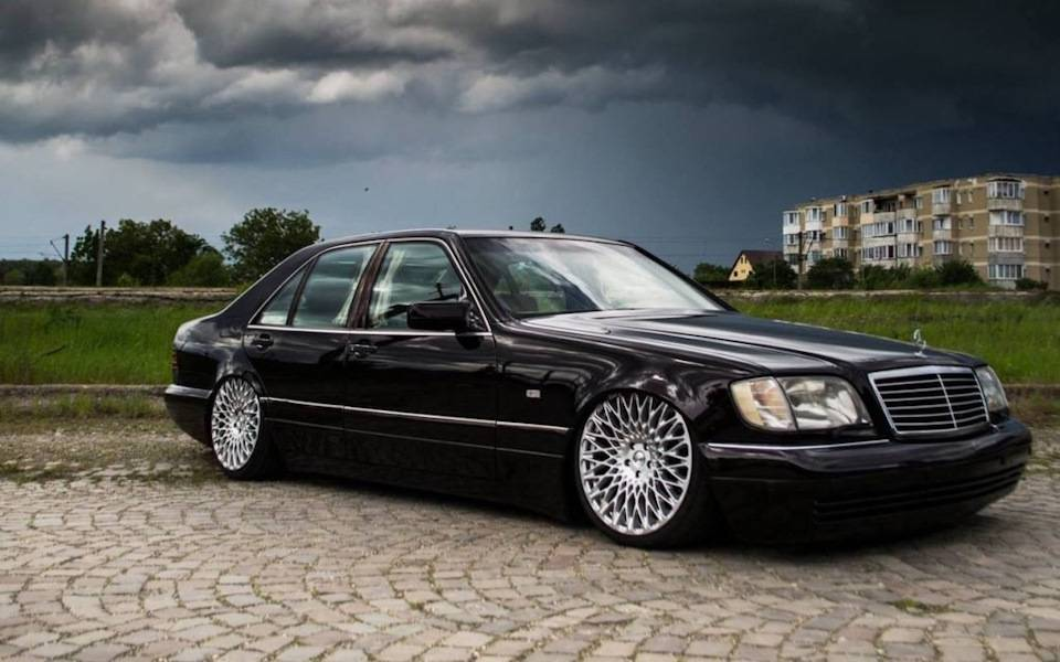 Легендарный mercedes s-class w140 цена, технические характеристики, неисправности
