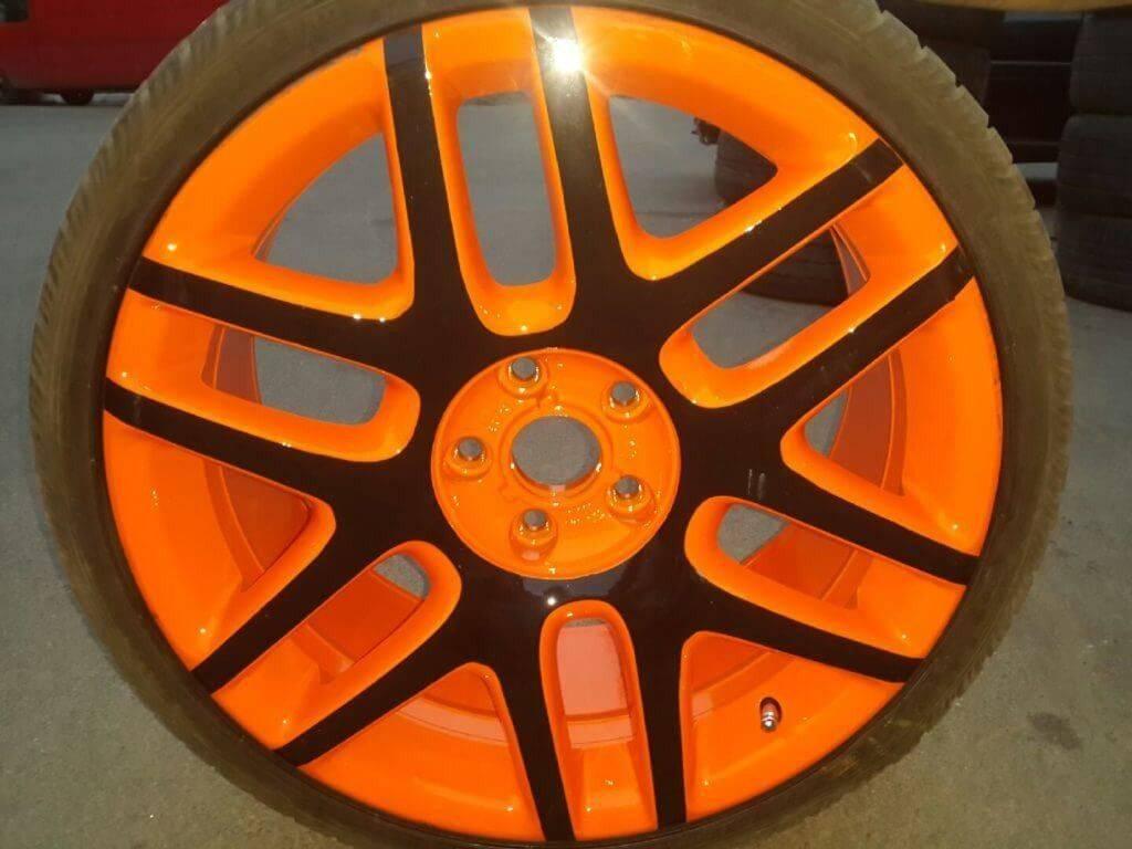 Как покрасить диски на авто своими руками: инструкция, пошагово