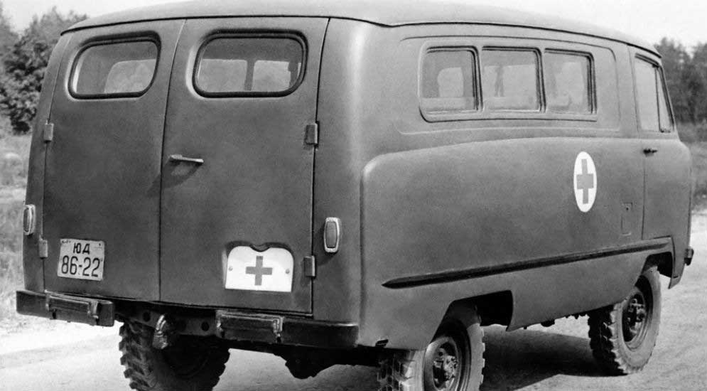 «колеса.ru». уаз-452 «буханка»: катафалк для ядерной войны