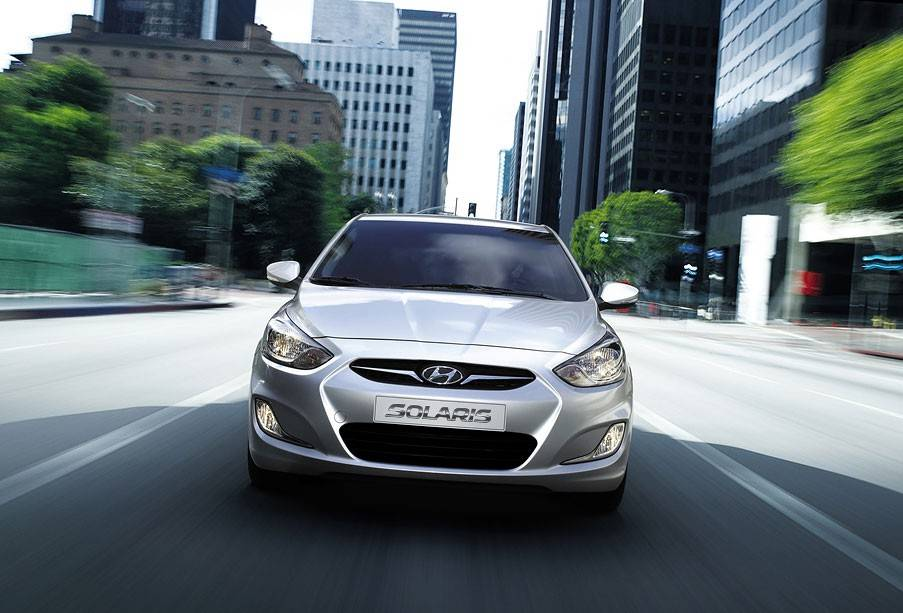Hyundai Solaris I с пробегом: чего ждать от машины