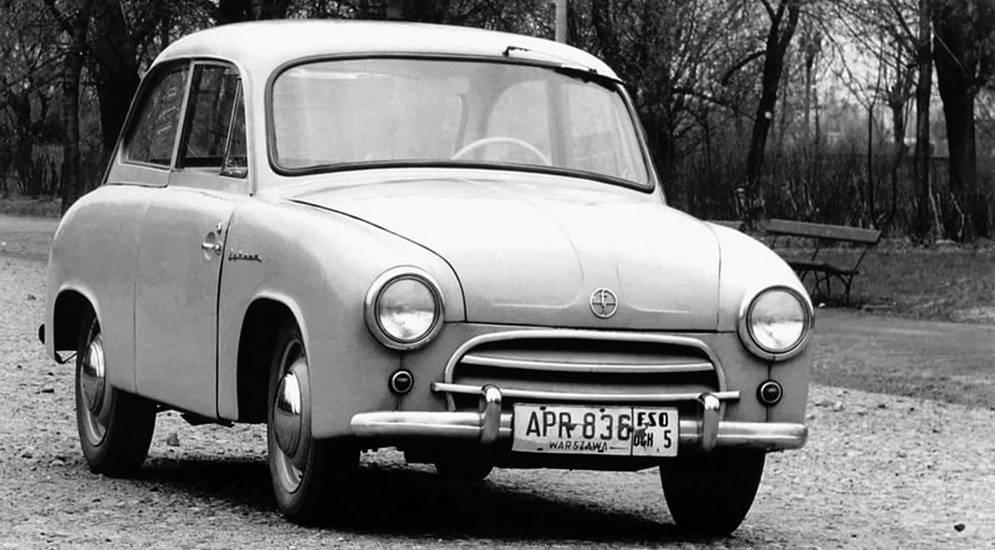 Польский автопром времён социализма   fresher - лучшее из рунета за день
