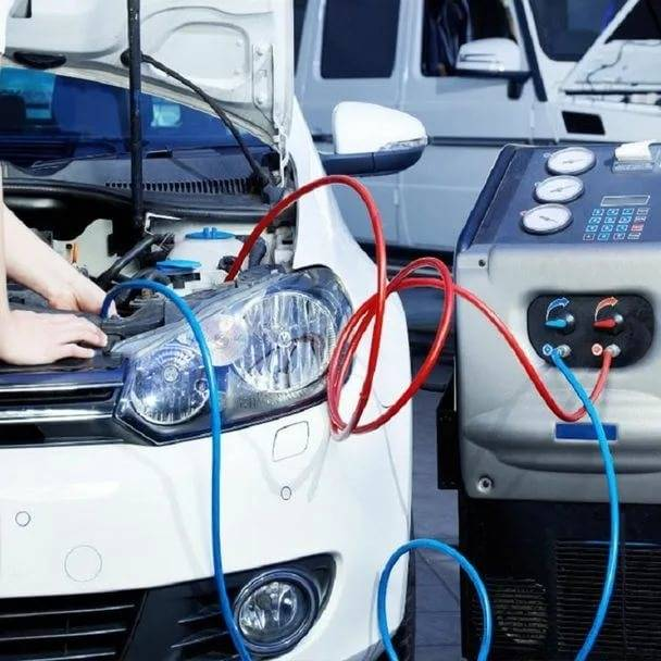 Особенности промывки автомобильного кондиционера