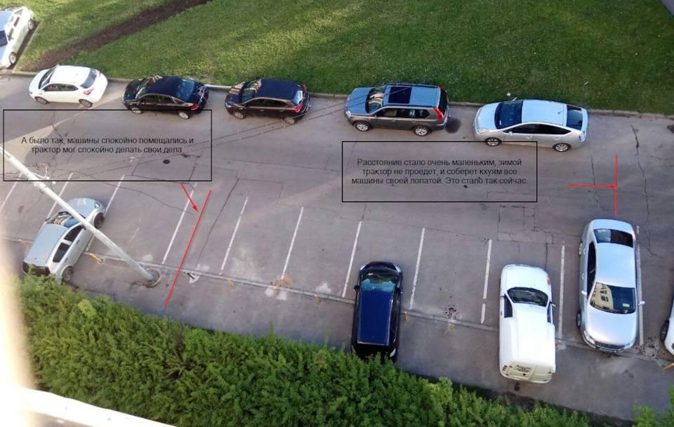 Система мониторинга слепых зон