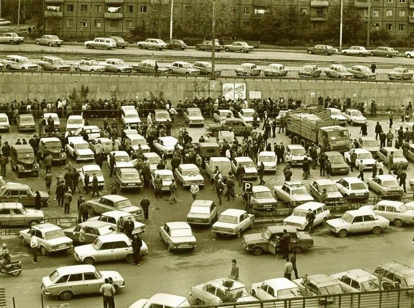 Как покупали иномарки в советском союзе | русская семерка