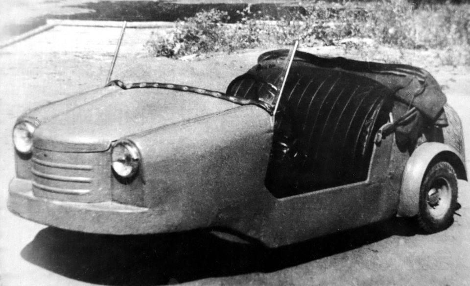 Раритетная «инвалидка»: транспортное средство времен ссср, фото машины и салона